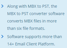 MBX to PST Converter