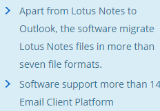 lotus-notes to outlook